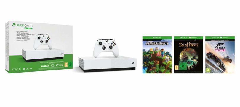 """""""Xbox One S All Digital Edition"""": Vorverkauf gestartet"""