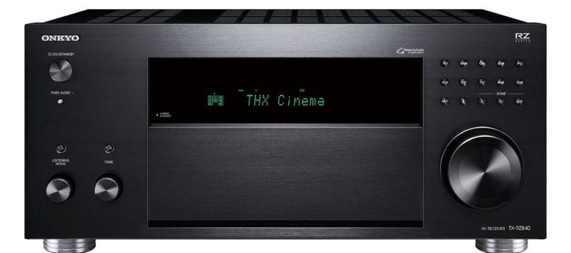 Onkyo kündigt 9.2-Kanal-AV-Receiver TX-RZ740 und TX-RZ840 an
