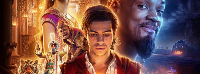 """""""Aladdin"""": Live-Action-Verfilmung bereits auf 4K-Blu-ray, 3D-Blu-ray und Blu-ray im Vorverkauf"""