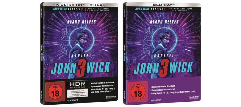 """John Wick 3"" offenbar mit englischem Atmos-Ton"