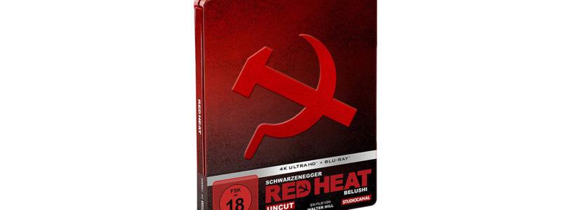 """""""Red Heat"""" erscheint auf 4K-Blu-ray als Steelbook"""
