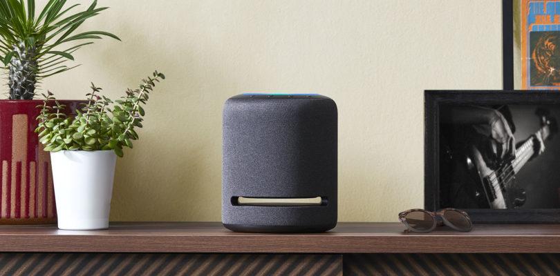 """Echo Studio"": Neuer Amazon-Lautsprecher mit Dolby Atmos und 360 Reality Audio"