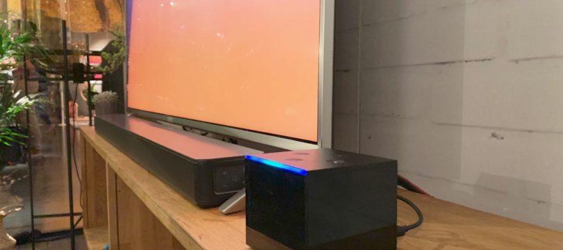 Fire TV Cube kommt gleich in überarbeiteter Fassung nach Deutschland