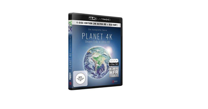 """""""Planet 4K – Unsere Erde in Ultra HD"""": Doku erscheint mit High Frame Rate auf 4K-Blu-ray"""