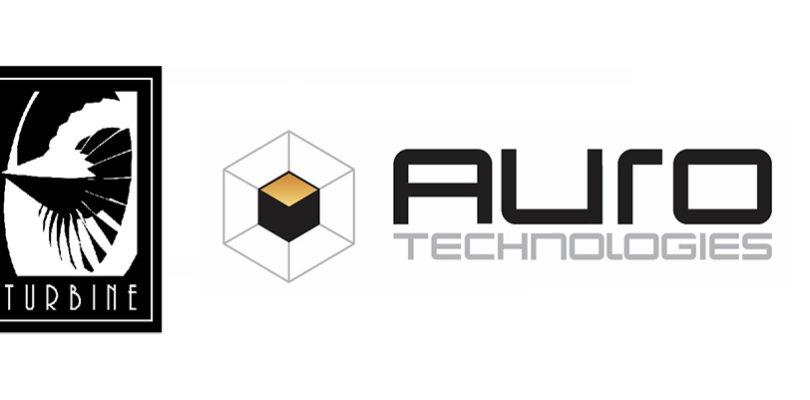 Turbine schließt Deal über zehn Filme mit Auro-Ton
