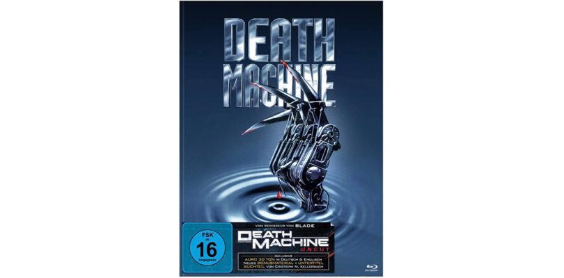 """""""Death Machine"""" erscheint auf Blu-ray mit deutschem und englischem Auro-3D-Ton"""
