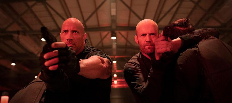 """Fast & Furious: Hobbs & Shaw"": Deutscher Atmos-Ton auf Blu-ray, 3D-Blu-ray & 4K-Blu-ray"