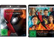 """""""Spider-Man: Far From Home"""" mit englischem Atmos-Ton auf 4K-Blu-ray"""