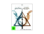 """Wizarding World"": 10-Film-Collection auf 4K-Blu-ray rund um J. K. Rowlings Werke"