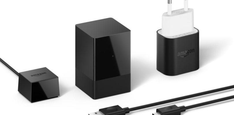 Fire TV Blaster: Direkte Sprachsteuerung und Infrarot-Steuerung für weitere Fire-TV-Geräte