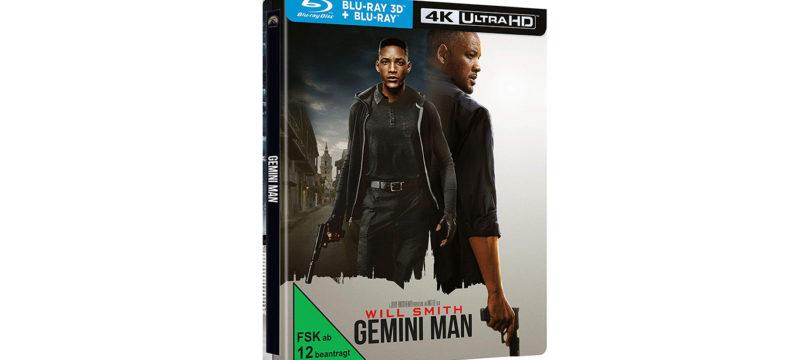 """""""Gemini Man"""" jetzt auf 4K-Blu-ray als Steelbook vorbestellbar"""