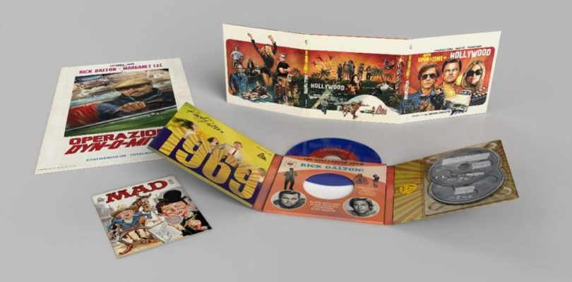 """""""Once Upon A Time In… Hollywood"""": Amazon bringt """"Limited Vinyl Collector's Edition"""" exklusiv"""