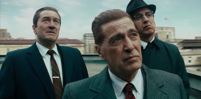"""The Irishman"": JPC bietet Import-Blu-ray mit englischem Atmos-Ton an"