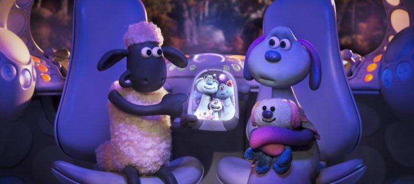 """""""Shaun das Schaf – Der Film: Ufo-Alarm"""" auf Blu-ray mit deutschem Atmos-Ton"""
