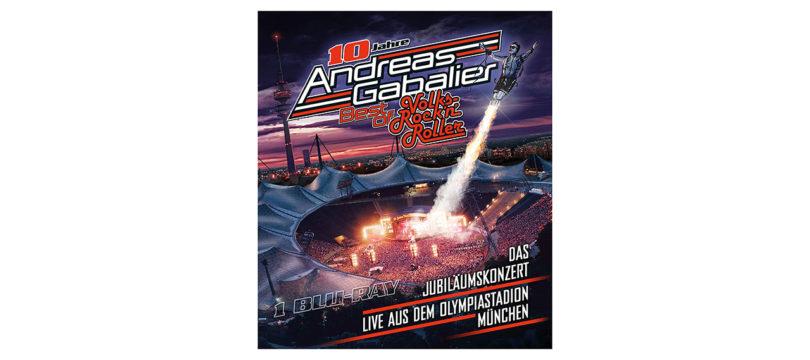 Andreas Gabalier: Jubiläumskonzert mit 3D-Sound