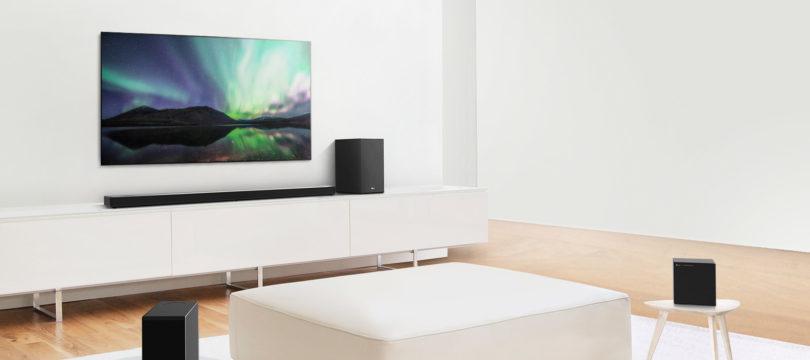 CES 2020: LG zeigt neues Soundbar-Flaggschiff mit 7.1.4-Sound
