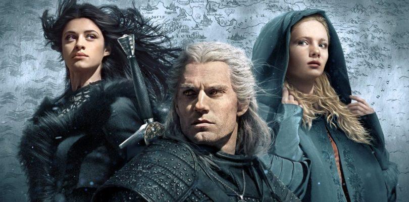 """Netflix: """"The Witcher"""" mit deutschem Atmos-Ton"""