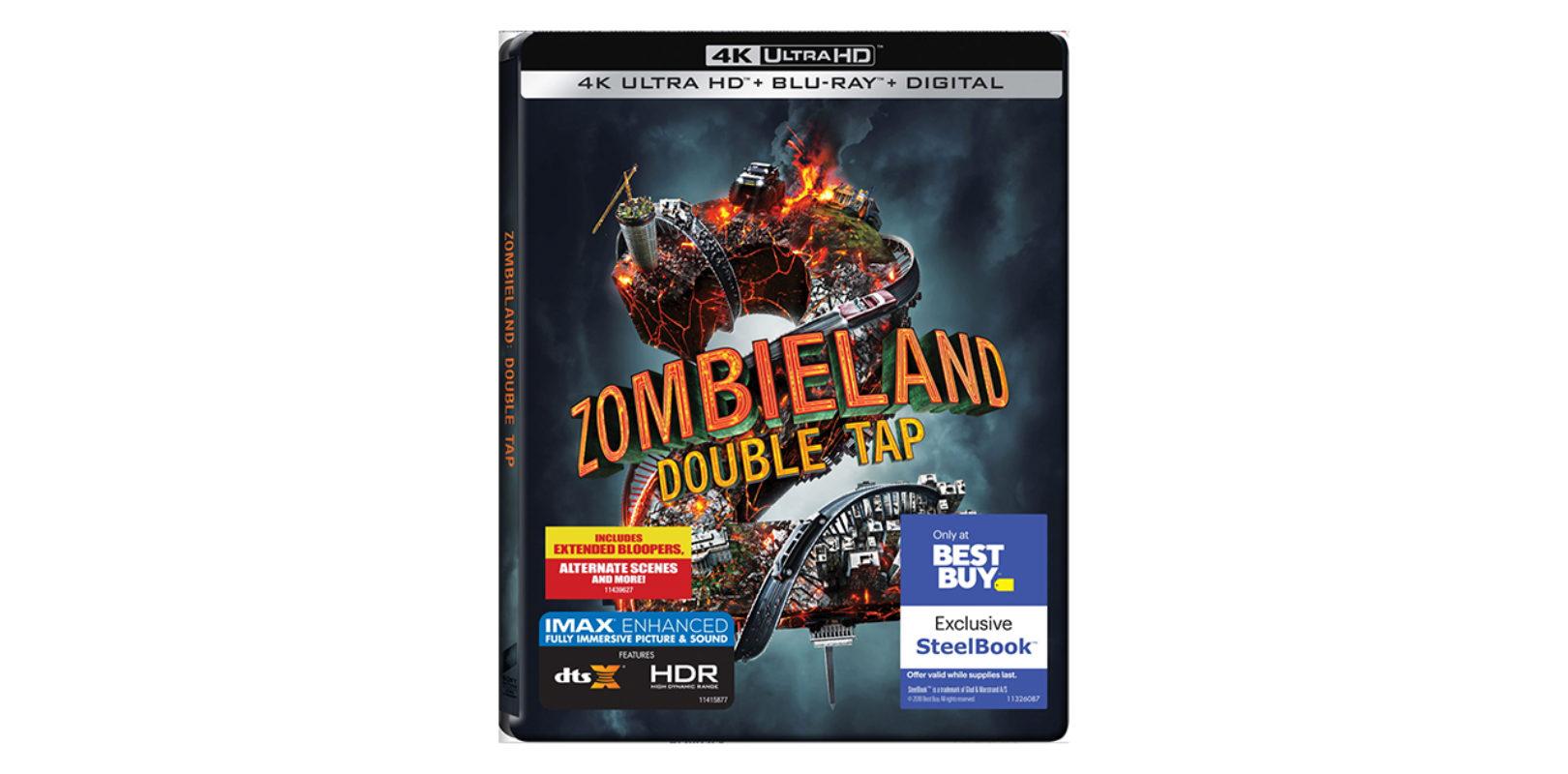 Zombieland 2 Spezielle Imax Enhanced Version Der 4k Blu