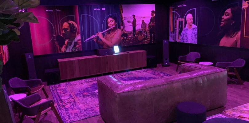 Dolby Atmos Music mit aktuellen AV-Receivern nutzbar