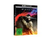 """""""47 Ronin"""": Steelbook der 4K-Blu-ray jetzt bei Amazon im Vorverkauf"""
