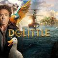 """""""Dr. Dolittle"""": Blu-ray Disc und 4K-Blu-ray mit deutschem Dolby-Atmos-Ton"""