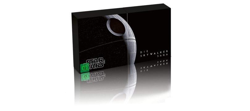 """""""Star Wars 1-9 – Die Skywalker Saga"""" auf 4K-Blu-ray: Vorverkauf hat begonnen"""