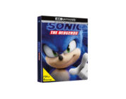 """Sonic The Hedgehog"": Steelbook-Edition der 4K-Blu-ray jetzt bei Amazon vorbestellbar"