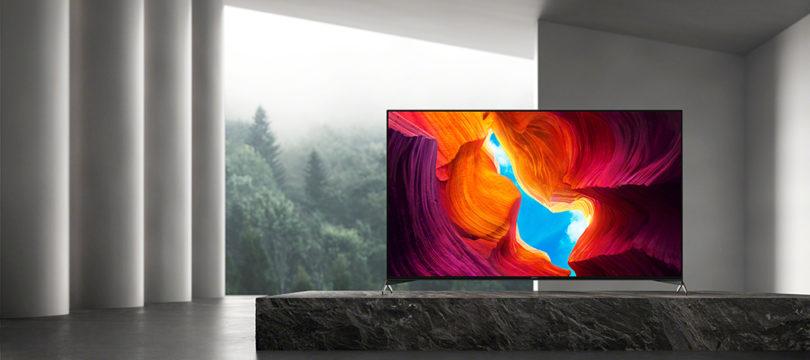 Sony bringt Flaggschiff-TV XH95 in den Handel