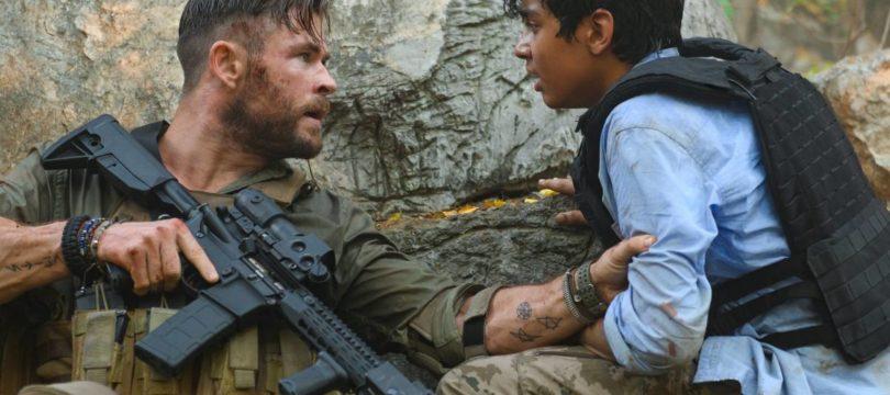 Netflix: Actionthriller mit Chris Hemsworth in Dolby Vision mit englischem Atmos-Ton