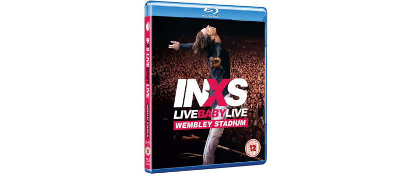 "INXS: Konzertfilm ""Live Baby Live"" mit Dolby-Atmos-Mix auf Blu-ray Disc"