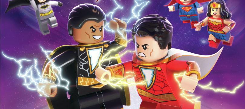 """""""LEGO DC Shazam: Magie und Monster"""" auf iTunes in 4K/Dolby Vision"""