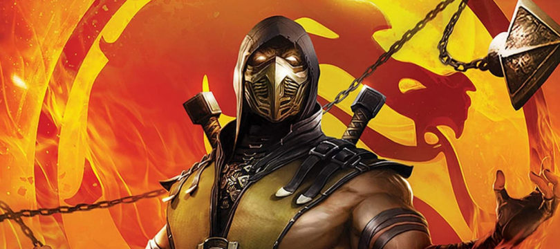 """Mortal Kombat Legends: Scorpion's Revenge"" bei iTunes in 4K/Dolby Vision"