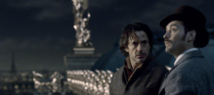"""4K-Blu-rays von """"Sherlock Holmes"""" und """"Full Metal Jacket"""" erscheinen später"""
