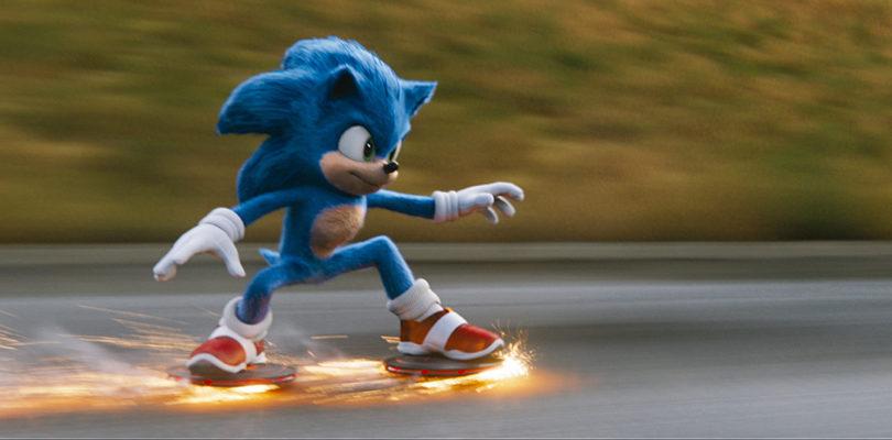 """""""Sonic The Hedgehog"""": Blu-ray Disc und 4K-Blu-ray (im Steelbook) mit englischem Atmos-Ton"""