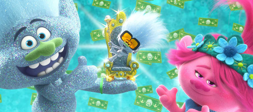 """""""Trolls World Tour"""" erscheint hierzulande auf 4K-Blu-ray, 3D-Blu-ray und Blu-ray Disc"""