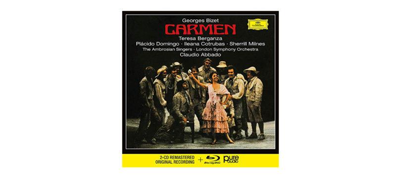 """""""Georges Bizet: Carmen"""" auf Blu-ray mit Dolby Atmos"""