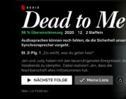 """Netflix: Auch 2. Staffel von """"Dead To Me"""" startet ohne deutschen Ton"""