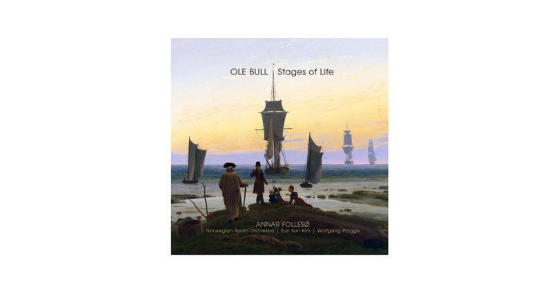 """Ole Bull: Stages of Life"": Klassik-Album mit Auro-3D und Dolby Atmos"