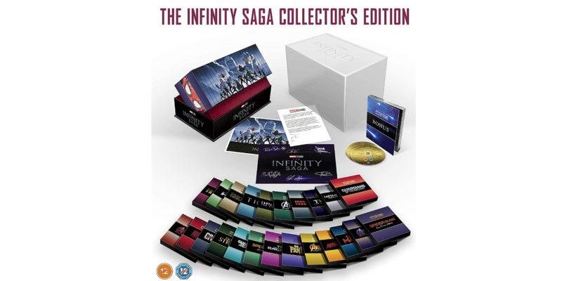 Amazon.de bietet komplettes Marvel-UHD-Boxset als UK-Import an