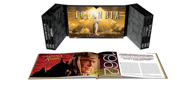 "Black Friday: ""Columbia Classics 4K Ultra HD Collection"" für unter 80 Euro (Update)"