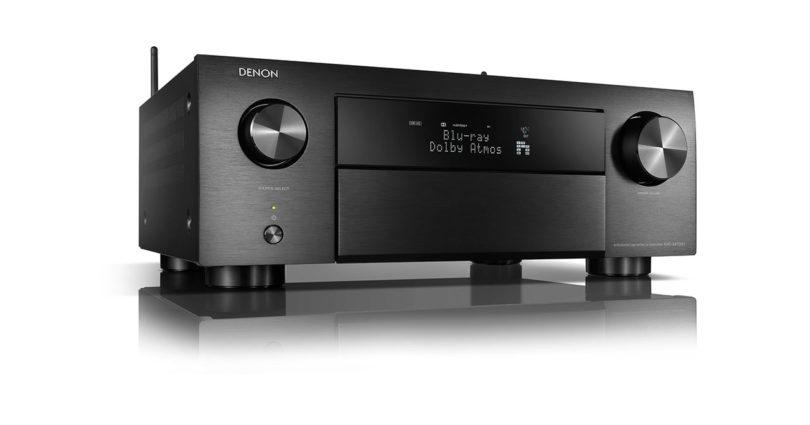 AV-Receiver: Denon rückt Details und Preise zur neuen X-Serie mit HDMI 2.1 (8K) heraus