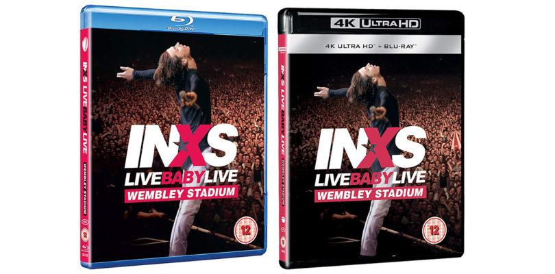 """""""INXS: Live Baby Live"""" erscheint auch in Deutschland, Vorverkauf läuft bereits"""