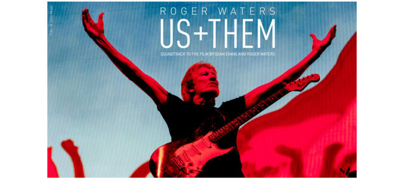 """Roger Waters: Us + Them"" hat Dolby-Atmos-Ton"