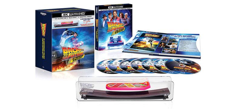 """""""Zurück in die Zukunft"""": Trilogie erscheint auf 4K-Blu-ray – auch in Sondereditionen"""
