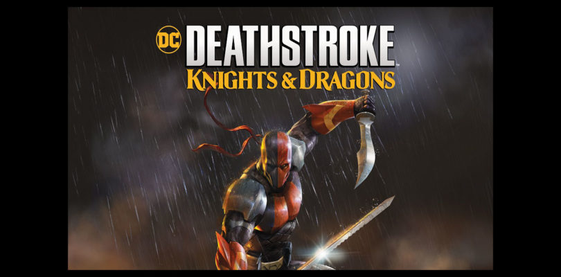 "iTunes: ""Deathstroke: Knights & Dragons"" in 4K/Dolby Vision vorbestellbar (Update)"