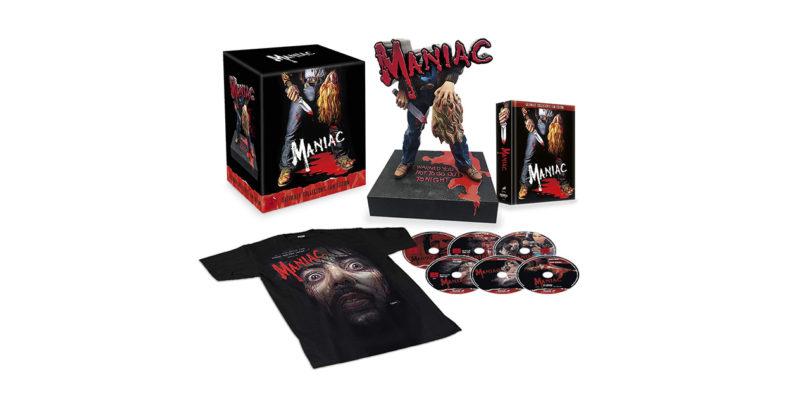 """""""Maniac"""" (1980) erscheint auf Ultra HD Blu-ray – wohl mit englischem Atmos-Ton"""