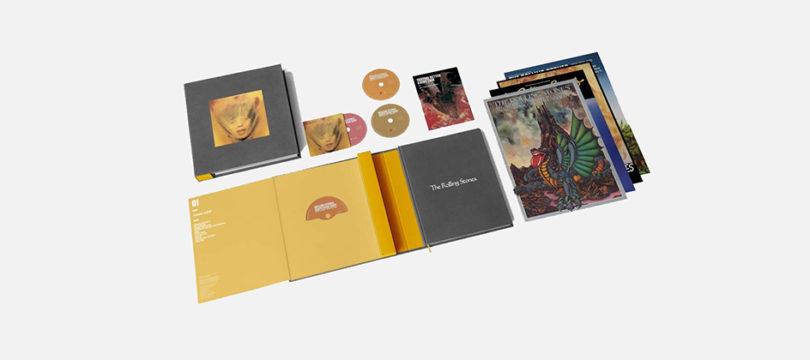 """""""Goats Head Soup"""": Deluxe-Box des Stones-Albums mit Atmos-Ton"""