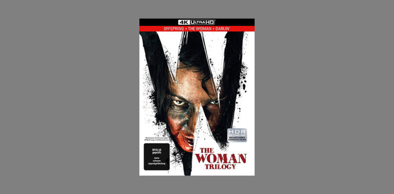 """The Woman Trilogy"" als UHD-Mediabook bei Amazon vorbestellbar"