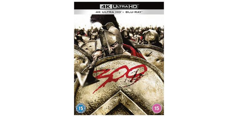 """""""300"""": Amazon UK verrät Tonausstattung der Ultra HD Blu-ray"""