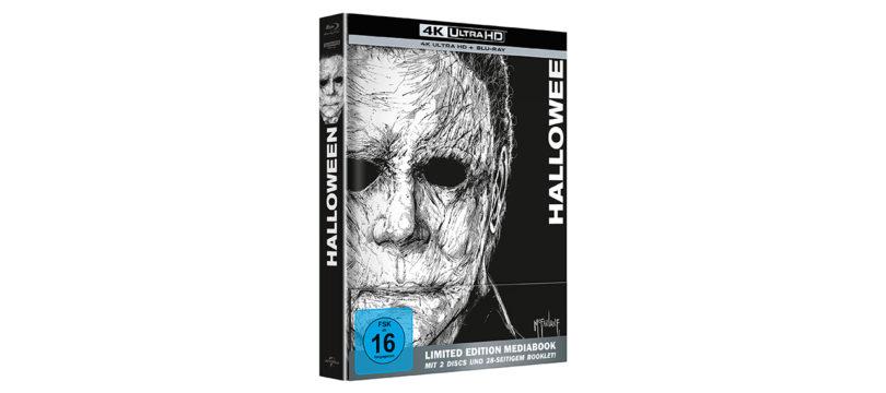 """""""Halloween"""" (2018) auf 4K-Blu-ray als Mediabook jetzt vorbestellbar"""